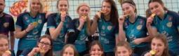 W dniach 05-07.02.2021 r. w Ełku odbył się finałowy turniej Mistrzostw Województwa Kadetek.