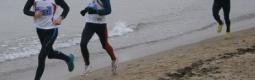 Bardzo dobrze zaprezentowało się dwoje zawodników MKS TRUSO w zimowym biegu po plaży w ramach…