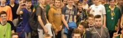 Poniżej przedstawiam komunikat organizacyjny zawodów piłki ręcznej chłopców szkół gimnazjalnych. Zapraszam do obejrzenia galerii zdjęć…