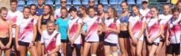 Grupa lekkoatletów z MKS Truso Elbląg przygotowuje się do drugiej części sezonu.