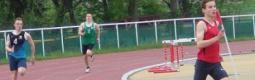 Kacper LEWALSKI w biegu na 800 m uzyskał I klasę sportową PZLA.