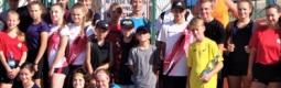Przygotowania do drugiej części sezonu lekkoatleci rozpoczęli zgrupowaniem sportowym w Tucholi.