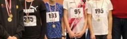 Z medalem wrócili ze Spały uczestnicy halowych czwartków lekkoatletycznych.