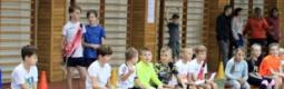 W sali Sportowej Szkoły Podstawowej nr 3 w Elblągu w ramach akcji Ferie w mieście…
